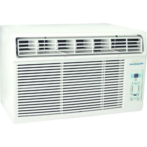 12,000-BTU Conditioner with LCD Remote Control
