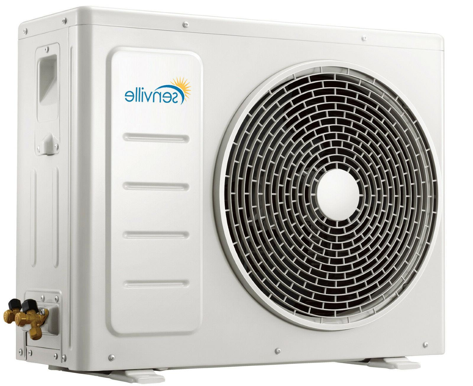 Senville Air Cooling - 9000 BTU/h Heating White