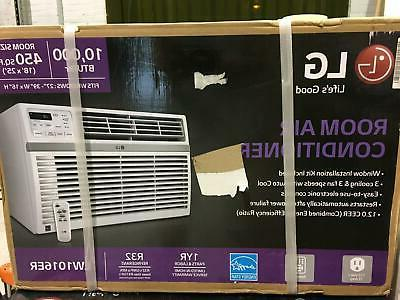 LG LW1016ER 10,000 BTU 115V Window-mounted Air Conditioner w
