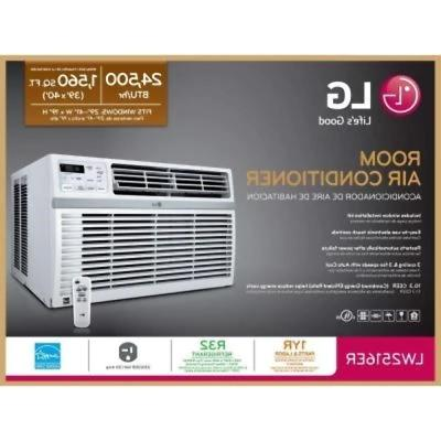 LG Window Conditioner Remote and ENERGY STAR -