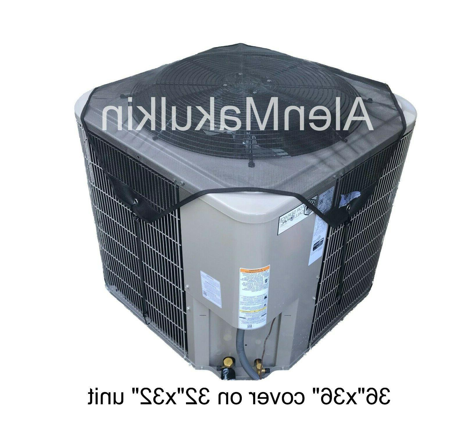 Mesh Air Outdoor Top Central AC Defender Outside