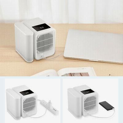Portable Water Cooling Fan 1000ml Humidifier F8S8