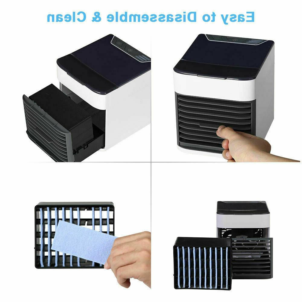Mini Air Conditioner Cooler Personal Space Cooling 500ML