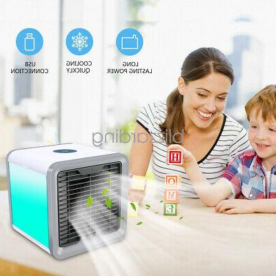 Mini Air Portable Fan Humidifier New