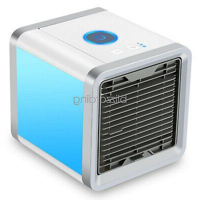 Mini Portable Summer Fan Humidifier