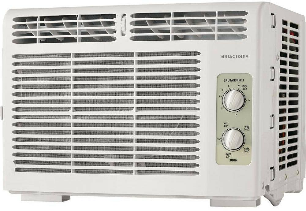 Mini Conditioner with Mechanical Controls Window Mounted 5000 BTU