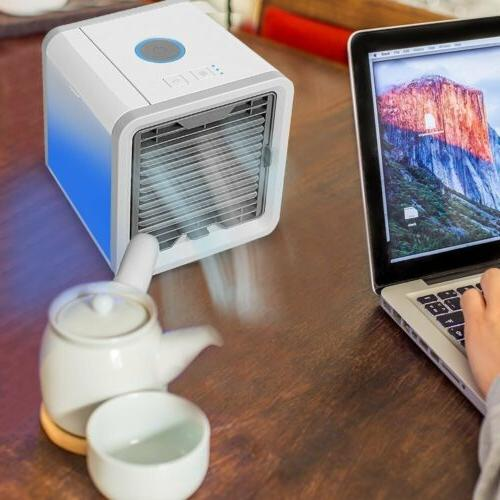Mini Desktop Air USB Fan Cooling Portable