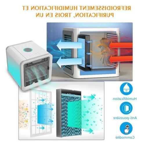 Mini Desktop Air USB Cooling Portable