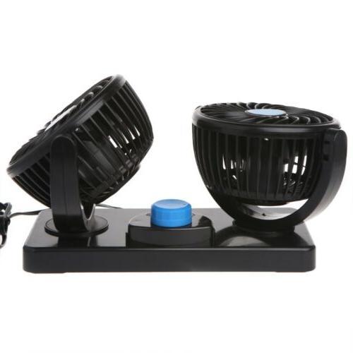 Mini Cooling Fan 360 Degree 12V 24V