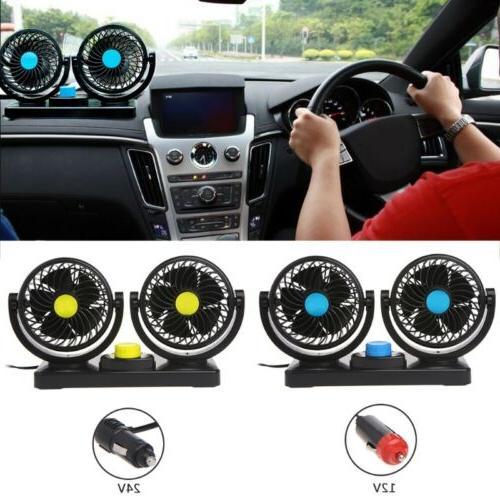 mini electric car air cooling fan air