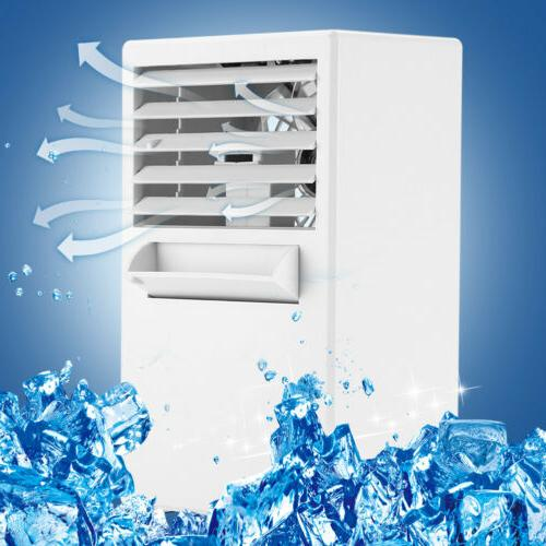 Portable Mini Air Conditioner Air Cooling Fan 3 Speed Cooler
