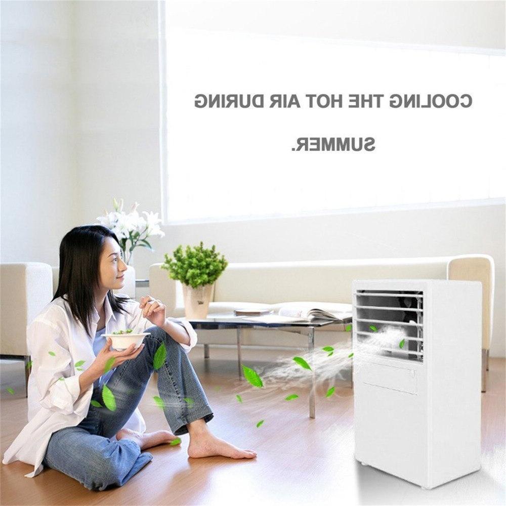 Mini <font><b>Air</b></font> <font><b>Conditioner</b></font> Table Office Bladeless Fan Quiet Personal <font><b>Air</b></font> Cooler fan