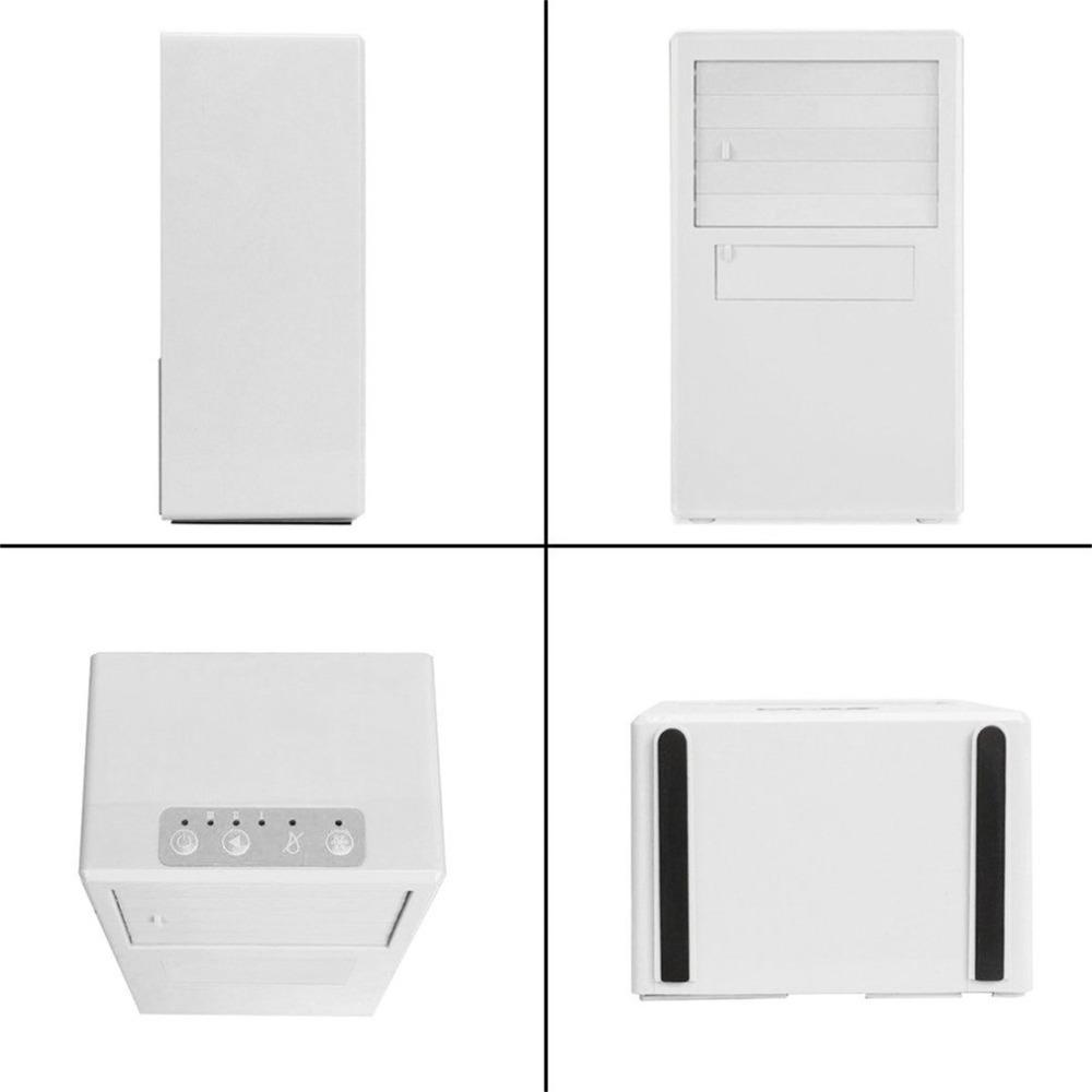 Mini Portable Table Desk Small Office Fan Humidifier Quiet Personal Cooler fan