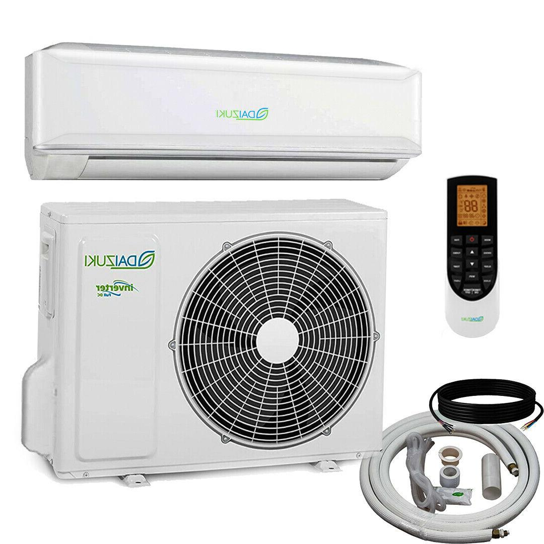 12000 BTU Conditioner Mini Split 20 INVERTER AC Cold 110V