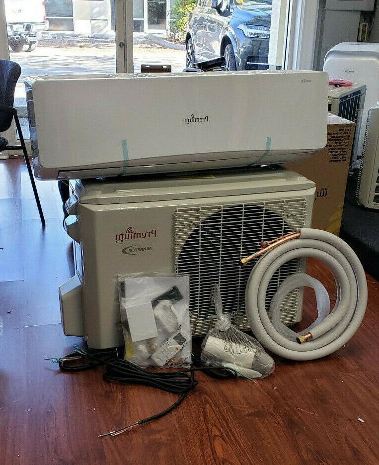 Premium BTU SEER System AC Pump