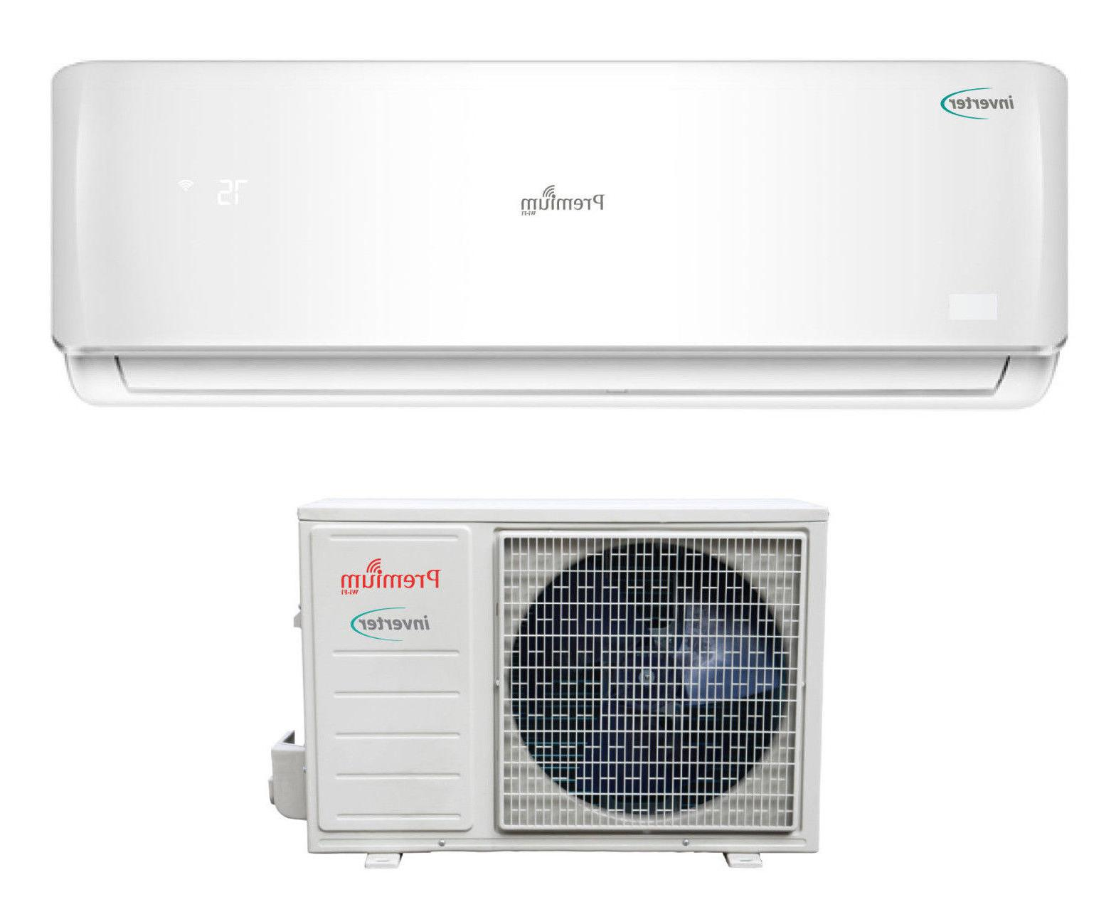9000 BTU Mini INVERTER AC Heat
