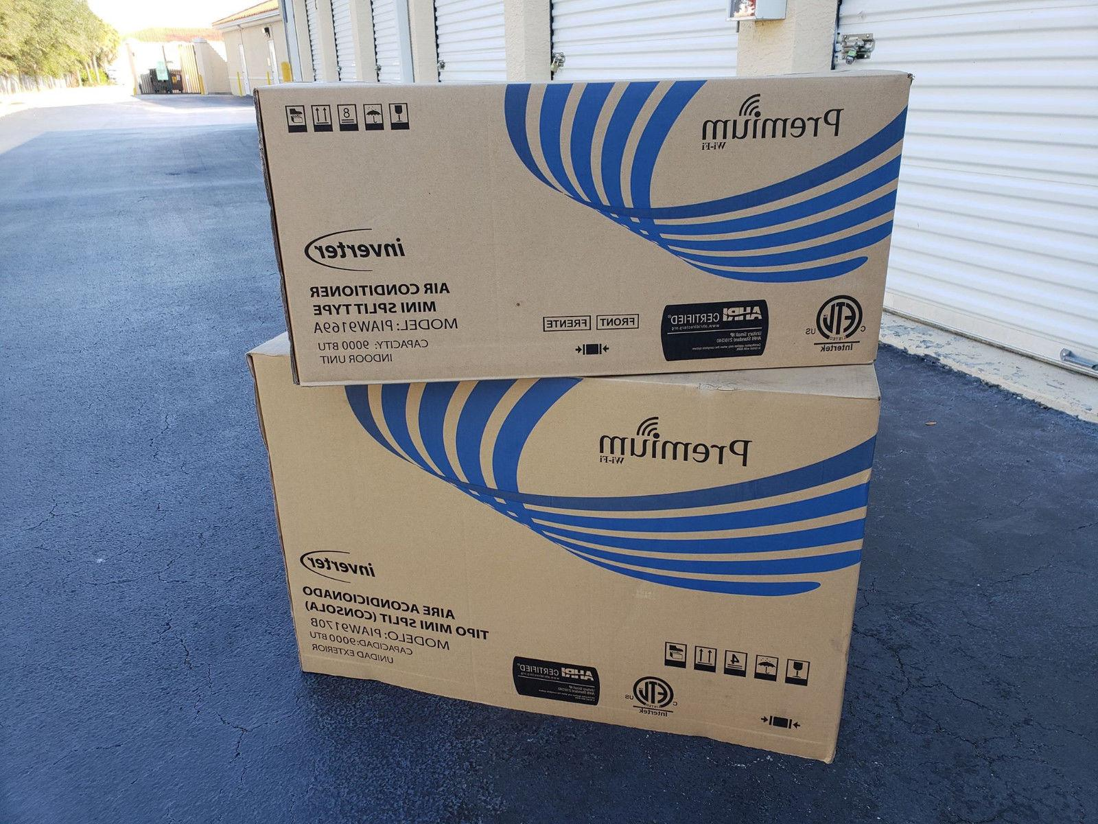 9000 BTU Air Mini 19 Pump