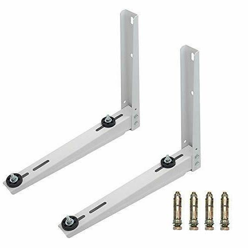 Mini Split Bracket for Ductless Air Conditioner Wall Mountin