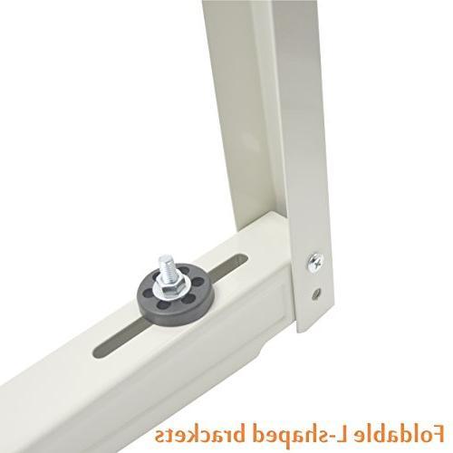 Homydom Mini Split Mounting Bracket for Conditioner,Universal,7000-18000