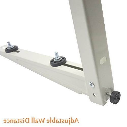 Homydom Mini Split Bracket for Conditioner,Universal,7000-18000 Btu
