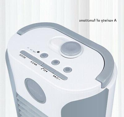 Mini Air Cooler Cooling Fan Humidifier#