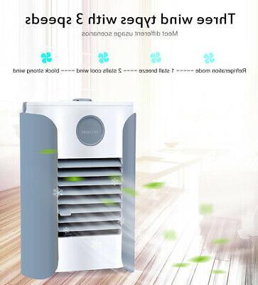 Mini Summer Arctic Air Cooler Air Cooling Fan Humidifier#