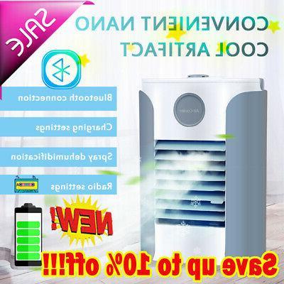 mini summer arctic air cooler portable air