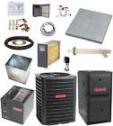 MOST COMPLETE SYSTEM 96% 2-Stage 80k btu Gas Furnace and 3 T
