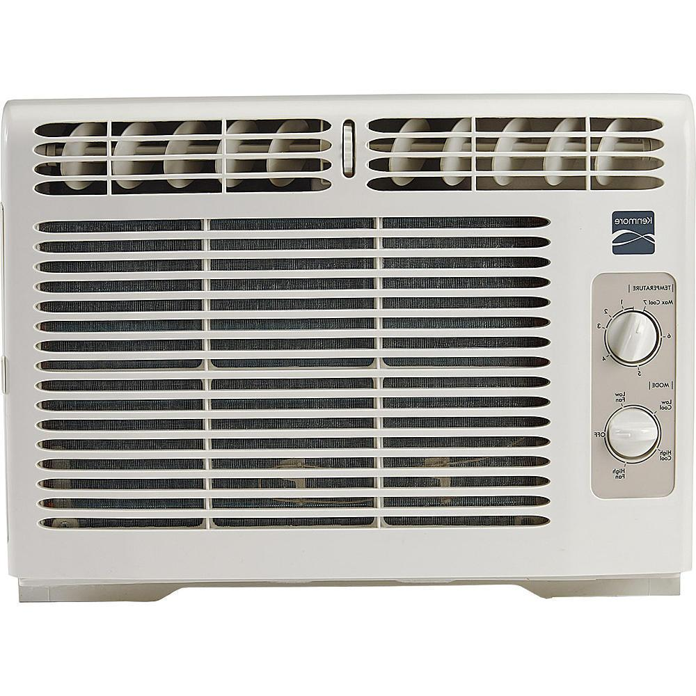 New Kenmore 5000 Btu Window Air Conditioner Cool