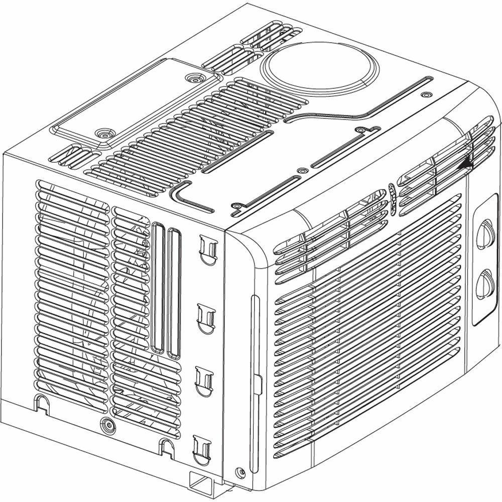 NEW! Window Air Conditioner Cool 150 AC Unit