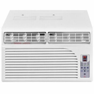 new 6k btu white compact 115v window