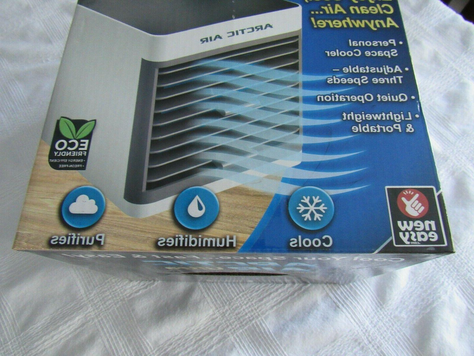 NEW ARCTIC AIR EVAPORATIVE AIR COOLER FRIENDLY AS ON TV