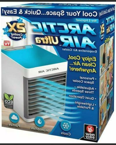 new arctic air ultra evaporative air cooler