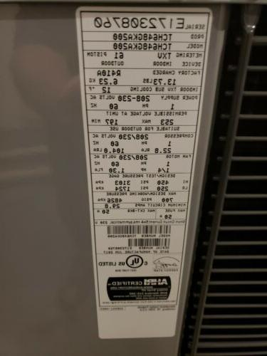 NEW Tempstar Deluxe Ton SEER Two-Stage Heat Pump