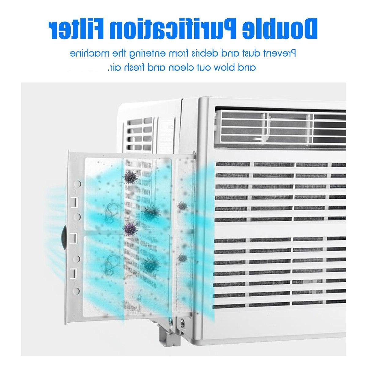 Newest Portable <font><b>Heater</b></font> Window Heating Cold/Heat Dehumidification 220V