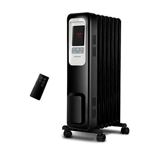 electric radiator heater