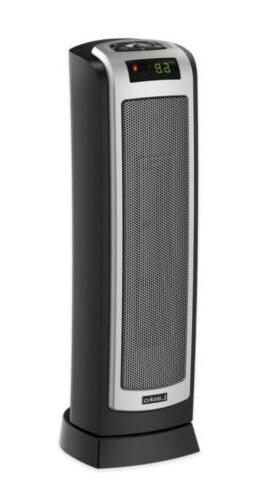 Lasko Oscillating Ceramic Electric Tower Space Heater with R
