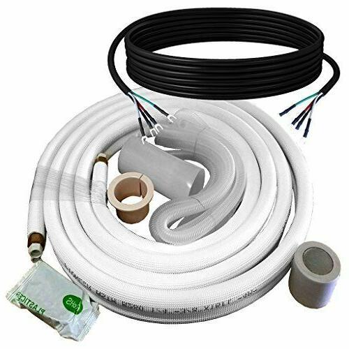 PIONEER Conditioner Mini Split Heatpump, BTU -