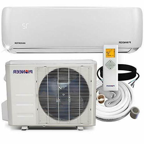pioneer mini split heatpump 12000 btu 208