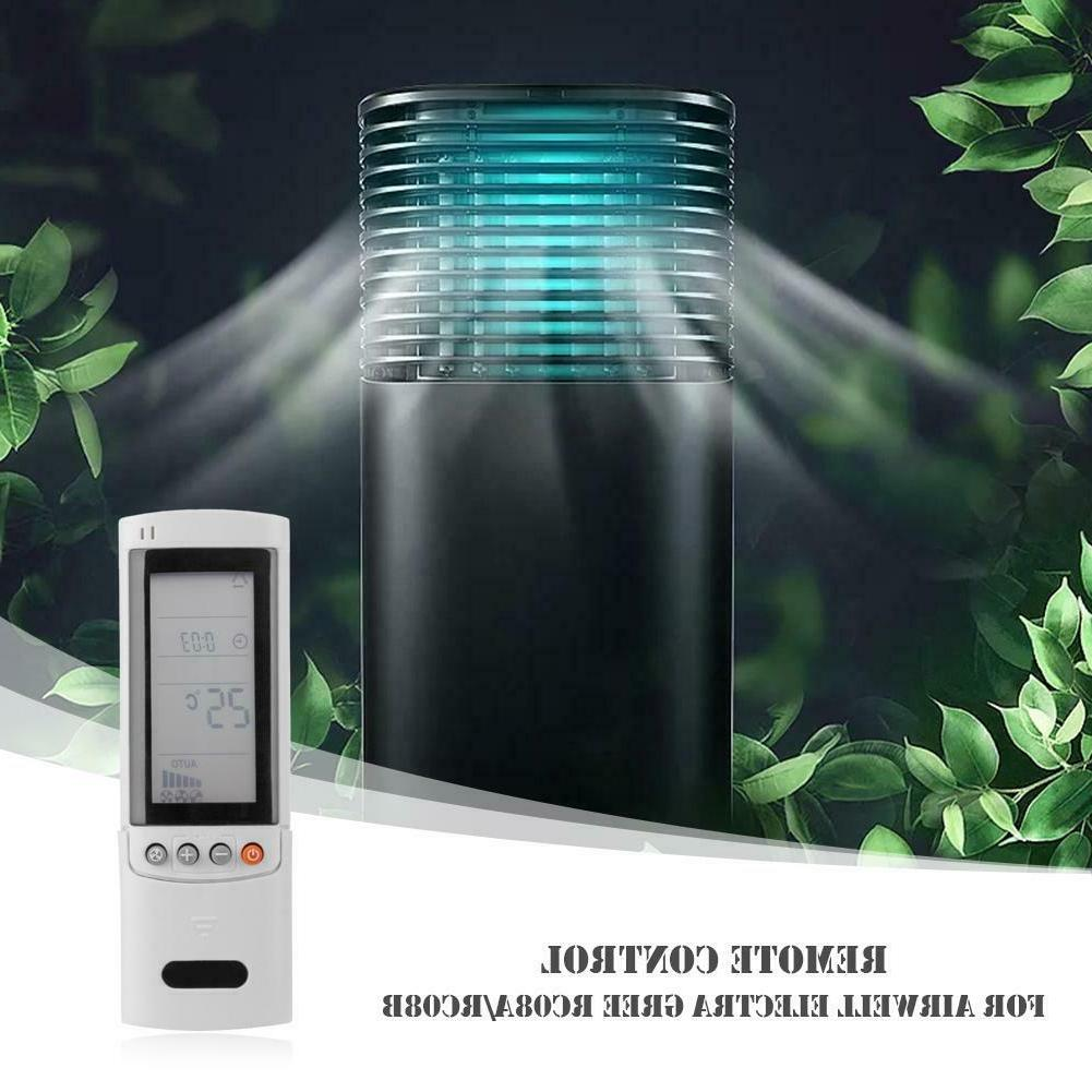 plastic air conditioner remote control for airwell