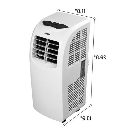 Portable Air Conditioner Dehumidifier Function Remote Window Kit