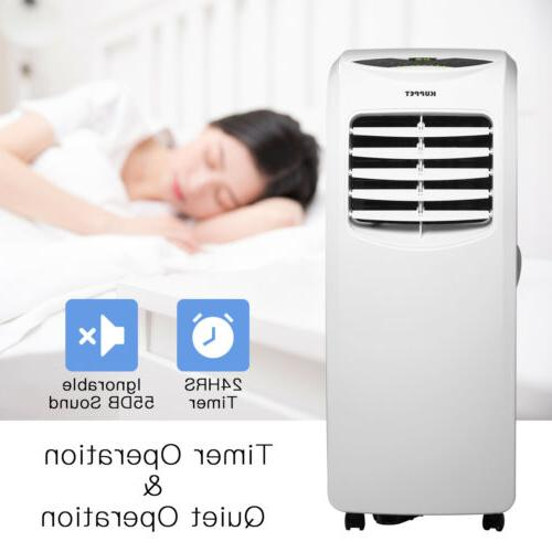 Portable 10000BTU Air Dehumidifier Function Remote with Window Kit