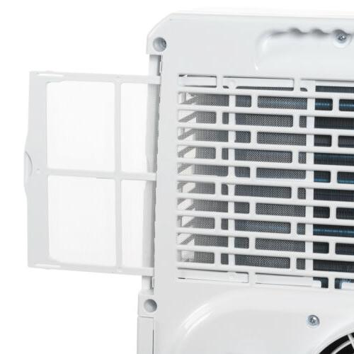 Portable BTU Air Remote w/Window Kit