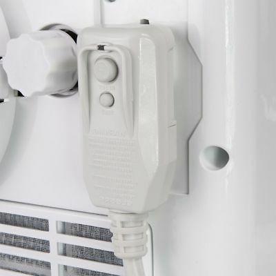 Portable BTU AC Air White