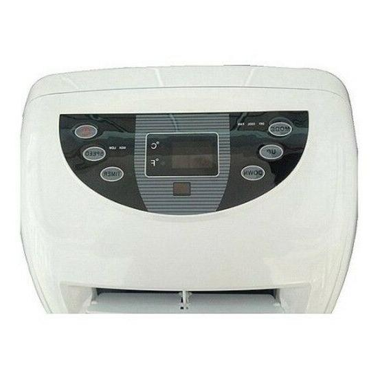 Portable Air Conditioner AC Global Air 10,000 Cooling/Fan Temperature White
