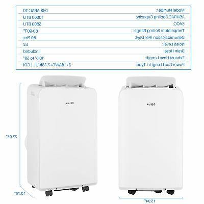 Portable Conditioner Fan 14000 BTU
