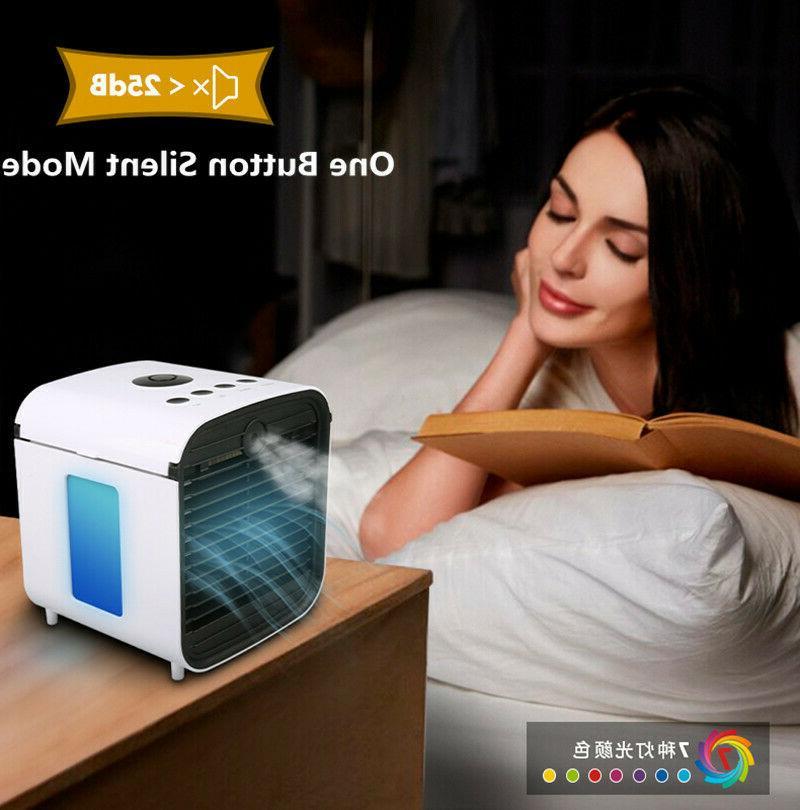 Evaporative Portable Air Cooler Fan Cooling Cool