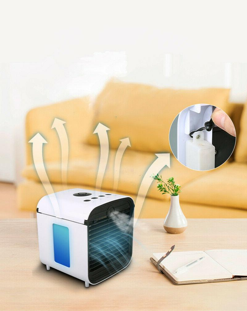 Evaporative Conditioner Cooler Fan Humidifier Air Cooling Cool