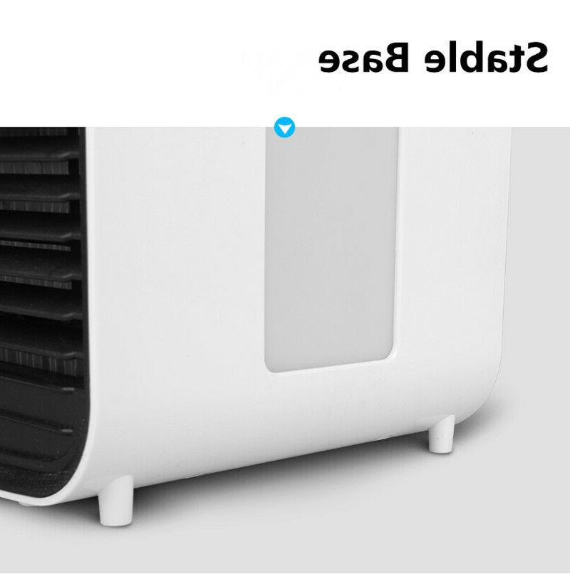 Evaporative Portable Cooler Humidifier Cooling Cool Home