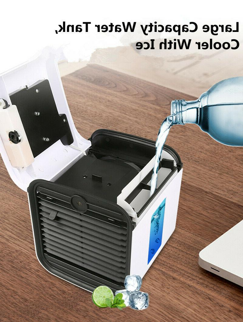 Portable Air Conditioner Cooling Fan Filter Home